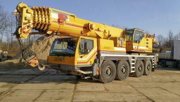 Dźwig: 90 ton | 70m